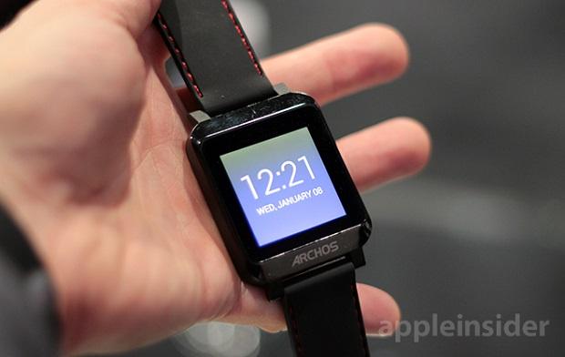 Archos smartwatch hands-on