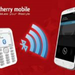 Cherry Mobile P1: a mini smartphone dialer thru Bluetooth