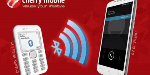 Cherry Mobile P1 Bluetooth dialer