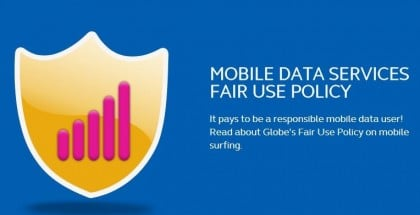 Globe Fair Use Policy