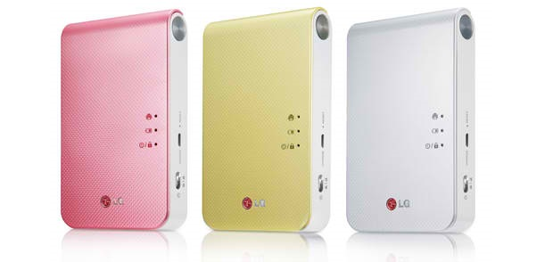 LG launches portable printer Pocket Photo 2