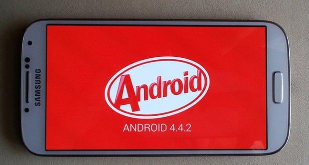 Samsung Galaxy S4 Android 4.4.2 KitKat