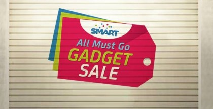 Smart All Must Go Gadget Sale
