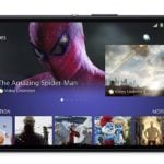 Sony Xperia T2 Ultra movies