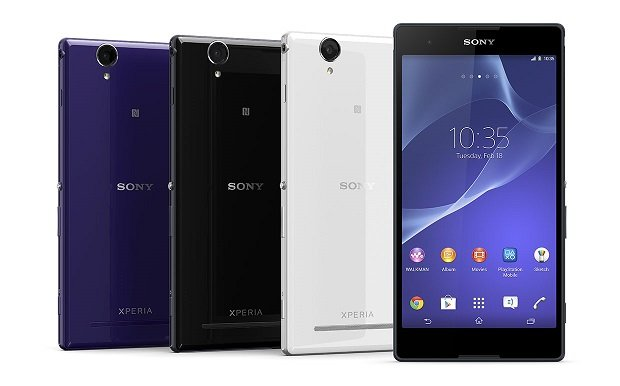 Sony Xperia T2 Ultra: 6-inch 720p, 13-megapixel, 1.4GHz quad-core processor