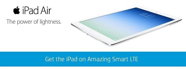 iPad Air prices on Smart