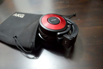 AKG K619 with Pouch