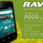 Cherry Mobile Rave to Go on Sale for Just Php999 on February 8 Starting 6PM