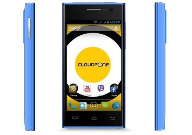 Cloudfone GEO 400q