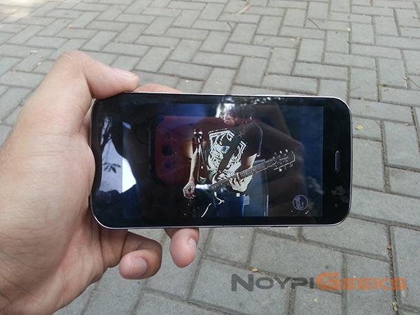 MyPhone Aqua Hail Videos and Games