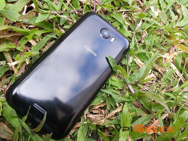 MyPhone Aqua Hail Specs, Price, Features