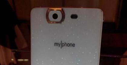 MyPhone Infinity leak