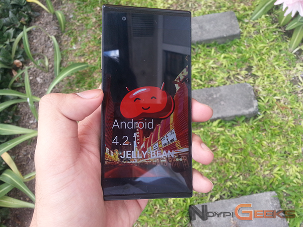 O+ Imagine Android Jelly Bean smartphone