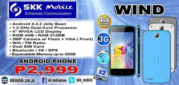 SKK Mobile Wind