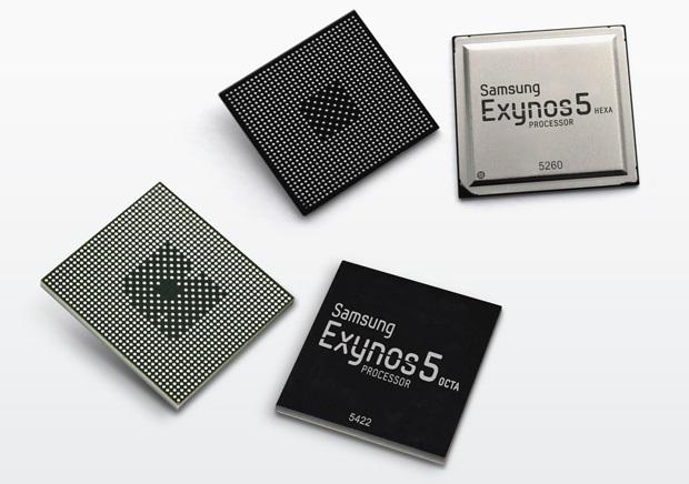 Samsung Exynos 5422 Octa and Exynos 5260 Hexa