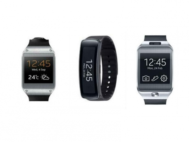 Samsung Gear 2, Gear 2 Neo and Gear Fit Smartwatch ...