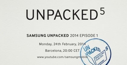 Samsung Galaxy S5 Unpacked 5