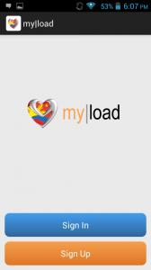 MyPhone MyLoad