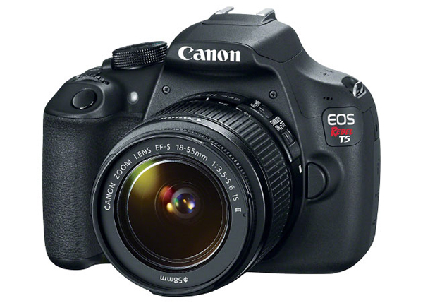 Canon Eos Rebel T5 Coming Next Month Noypigeeks
