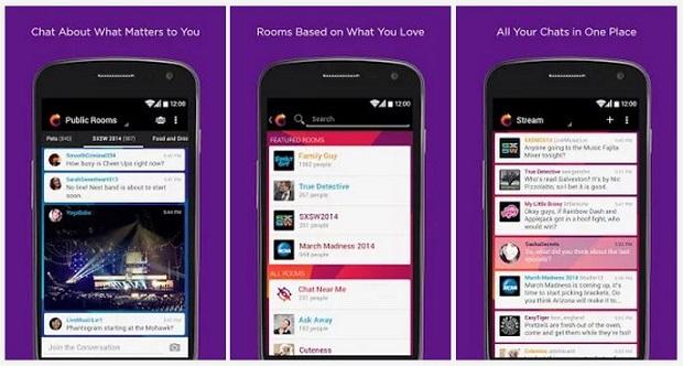 Banter social app