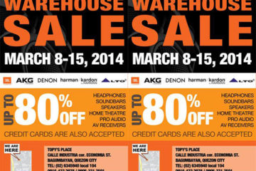Beyond Innovations Warehouse Sale
