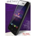 Cherry Mobile Amethyst smartphone now available: dual-SIM, dual core, HSPA+, Php2,299