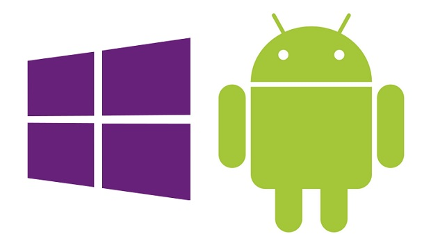 Dual-boot Android Windows phone