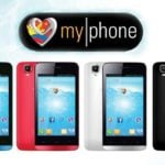 MyPhone Ocean Lite is light on specs, light on price