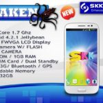 SKK Mobile Kraken octa-core phone coming soon