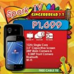 Cherry Mobile smartphones under Php3k: Bubble, Garnet, Emerald, and more