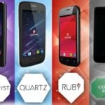 Cherry Mobile Quartz, Ruby budget smartphones now available
