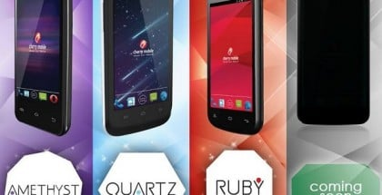 Cherry Mobile Quartz, Ruby unveiled