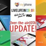 MyPhone Rio OTA update v1.15 now available, adds install to SD card feature