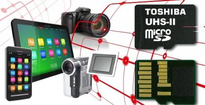 Toshiba fastest microSD card