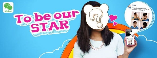 WeChat Wants You to Be Their Star