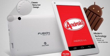 Cherry Mobile Fusion Aura infographic