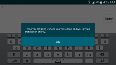 How to pay your bills using Globe GCash