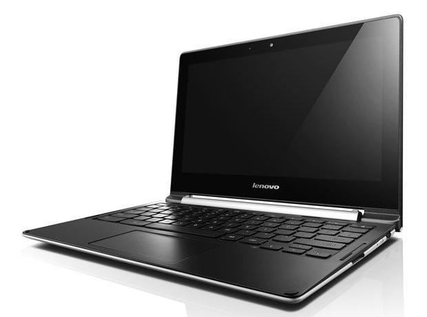 Lenovo N20p Chromebook front