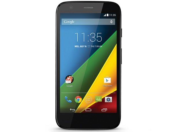 motorola moto g with 4g lte announced noypigeeks. Black Bedroom Furniture Sets. Home Design Ideas