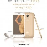 MyPhone Iceberg Slim: 4.7-inch IPS HD display, 1.3GHz quad-core, dual SIM, Php7,999