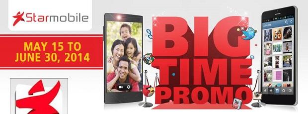 Starmobile Big Time Promo