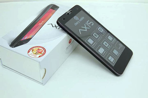 Cherry Mobile Axis with Box