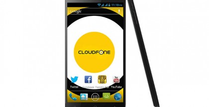 CloudFone Thrill 600FHD
