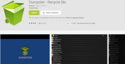 Dumpster-Recycle-Bin-Android-App