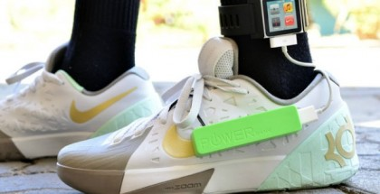 Energy Generating Shoes