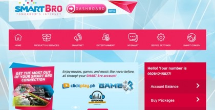 SmartBro-Dashboard