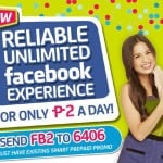 Smart's Prepaid Unli FB2 Lets You Go on Facebook for Just Php2 a Day!