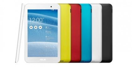 Asus MeMO Pad 7 (ME176CX) colors