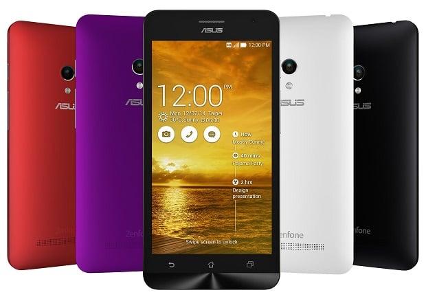 Asus Zenfone series