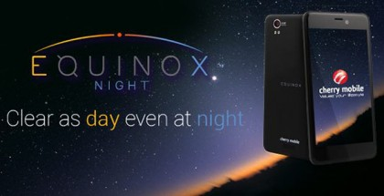 Cherry Mobile Equinox Night Featured
